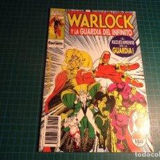 Cómics: WARLOCK Y LA GUARDIA DEL INFINITO. Nº 2. FORUM. (M-37). Lote 178671740