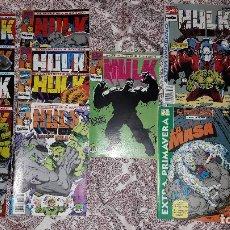 Cómics: HULK & IRON MAN VOL.1: 1 AL 9 + EXTRA INVIERNO 94 + EXTRA PRIMAVERA 95. COMPLETA. FORUM. PETER DAVID. Lote 178675736