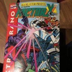 Cómics: FACTOR X - EXTRA VERANO 1990 - DÍAS DEL FUTURO PRESENTE 3ª PARTE - FORUM. Lote 178732706