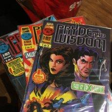 Cómics: X-MEN - PRYDE AND WISDOM - SERIE LIMITADA COMPLETA - 3 NÚMEROS - FORUM. Lote 178736242