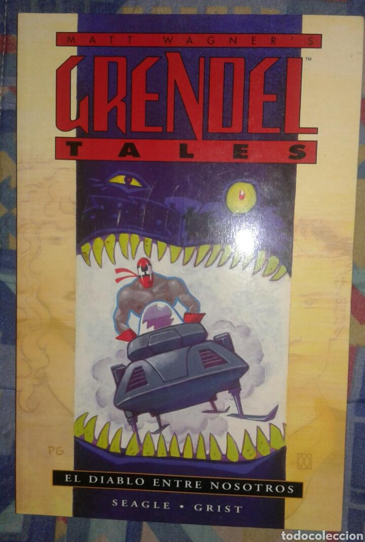 GRENDEL TALES: EL DIABLO ENTRE NOSOTROS: STEVEN SEAGLE-PAUL GRIST: PLANETA (Tebeos y Comics - Forum - Prestiges y Tomos)