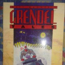 Cómics: GRENDEL TALES: EL DIABLO ENTRE NOSOTROS: STEVEN SEAGLE-PAUL GRIST: PLANETA. Lote 178742977