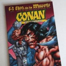 Cómics: CONAN EL BÁRBARO, EL ORO DE LA MUERTE. DE JOHN BUSCEMA Y ROY THOMAS. COMPLETO.. Lote 190689521