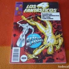 Cómics: LOS 4 FANTASTICOS VOL. 1 NºS 91 AL 95 RETAPADO ( HARKNESS POLLARD ) ¡BUEN ESTADO! FORUM MARVEL. Lote 178789967