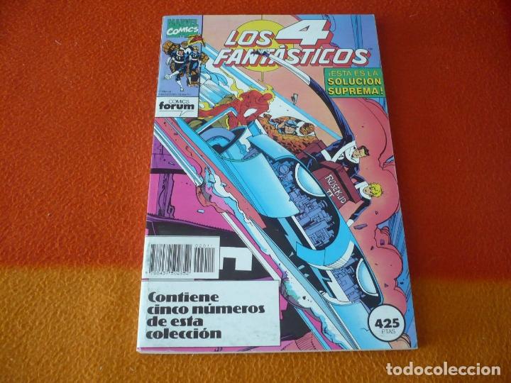 LOS 4 FANTASTICOS VOL. 1 NºS 101 AL 105 RETAPADO ( SIMONSON ) ¡BUEN ESTADO! FORUM MARVEL (Tebeos y Comics - Forum - 4 Fantásticos)