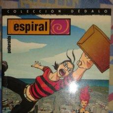 Cómics: ESPIRAL: POLAROIDS: COLECCIÓN DEDALO: DAVID LOPEZ: PLANETA. Lote 178830553
