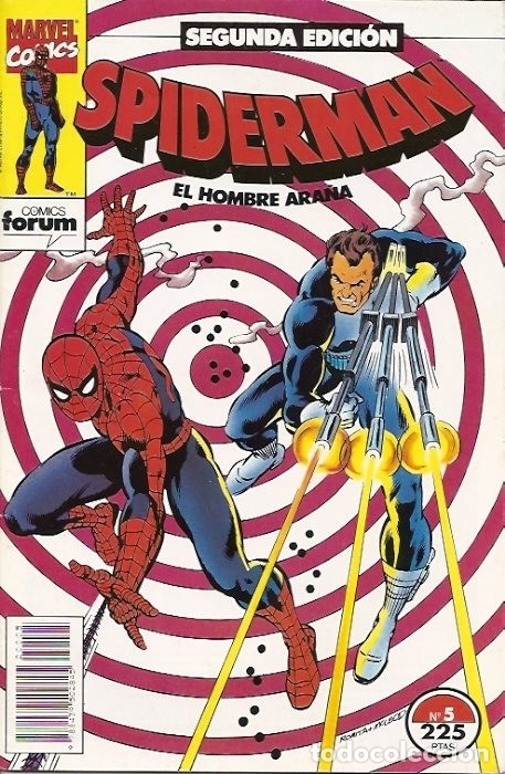 Cómics: Cómic Spiderman. 2ª edición #5 - Foto 1 - 178831151