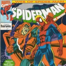 Fumetti: SPIDERMAN VOL. 1 Nº 297 1ª EDICION - FORUM - BUEN ESTADO. Lote 178834997