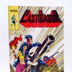 Cómics: EL CASTIGADOR / THE PUNISHER 13. CLARIVIDENCIA (BARON / PORTACCIO) FORUM, 1989. OFRT. Lote 178880045