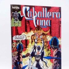 Comics: CABALLERO LUNA. RETAPADO NºS 1 A 5 (ALAN ZELENETZ / CHRIS WARNER) FORUM, 1990. OFRT. Lote 178880120