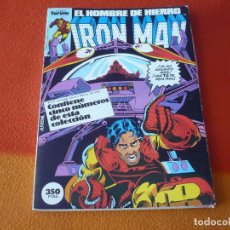 Cómics: IRON MAN VOL. 1 NºS 21 AL 25 RETAPADO MARVEL FORUM. Lote 178921658