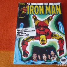 Cómics: IRON MAN VOL. 1 NºS 31 AL 35 RETAPADO ( DENNY O`NEIL HARRAS ) ¡BUEN ESTADO! MARVEL FORUM. Lote 178921851