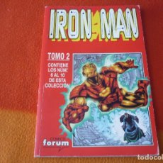 Cómics: IRON MAN VOL. 4 NºS 6 AL 10 RETAPADO 2 ( BUSIEK ) ¡BUEN ESTADO! MARVEL FORUM. Lote 178922168