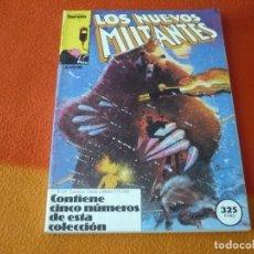 Cómics: LOS NUEVOS MUTANTES VOL. 1 NºS 16 AL 20 RETAPADO ( CLAREMONT ) ¡BUEN ESTADO! MARVEL FORUM. Lote 178927066