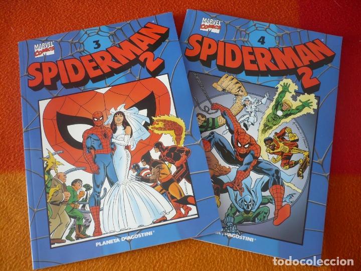 SPIDERMAN COLECCIONABLE AZUL NºS 3 Y 4 ( DEMATTEIS) ¡BUEN ESTADO! FORUM MARVEL (Tebeos y Comics - Forum - Spiderman)