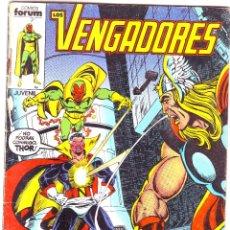 Cómics: LOS VENGADORES. COMICS FORUM Nº 2. Lote 178996682