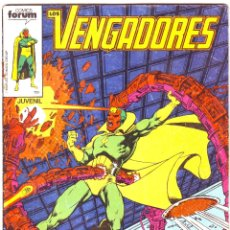 Cómics: LOS VENGADORES. COMICS FORUM Nº 16. Lote 178996900