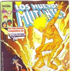 Cómics: LOS NUEVOS MUTANTES Nº 11 ESPECIAL NAVIDAD. Lote 178998236