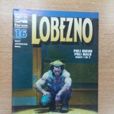 Comics : LOBEZNO VOL 3 #16. Lote 179011112
