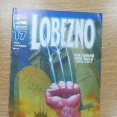 Comics : LOBEZNO VOL 3 #17. Lote 179011150