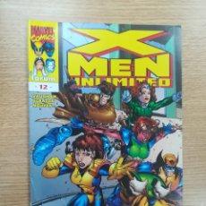 Cómics: X-MEN UNLIMITED #12. Lote 179044908