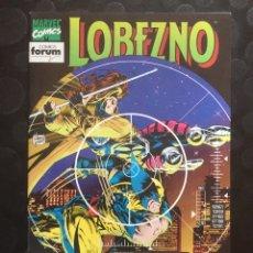 Cómics: LOBEZNO N.75 VOL.1 . MAL FONDO EN LOS BAJOS FONDOS . ( 1989/1995 ). Lote 179066760