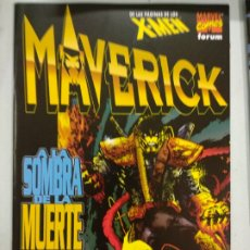 Cómics: MAVERICK - A LA SOMBRA DE LA MUERTE. Lote 179072847
