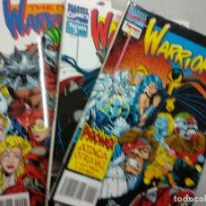 Cómics: THE NEW WARRIORS VOL 2 NUMEROS 1 2 Y 3. Lote 179074188