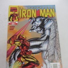 Cómics: IRON MAN VOL. 4 Nº 24 BUSOEK STERN CHEN FORUM BUEN ESTADO CX26. Lote 179081592