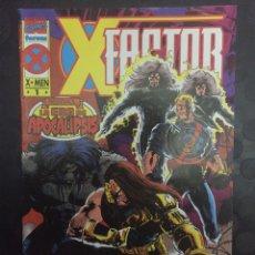 Cómics: X FACTOR N.1 VOL.1 . LA ERA DE APOCALIPSIS . NEGLIGENCIA SINIESTRA . ( 1995/1996 ). Lote 179092425