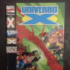 Cómics: UNIVERSO X N.15 . CABLE . MUTANTE X . MASACRE . 72PP ( 2000/2001 ). Lote 179094548
