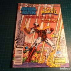 Cómics: MARVEL TWO IN ONE. Nº 49. FORUM. CON SEÑALES DE USO. (B-20). Lote 179095787