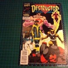 Cómics: DESTRUCTOR NOCTURNO. Nº 4. FORUM. (B-20). Lote 179097622