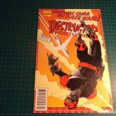 Cómics: DESTRUCTOR NOCTURNO. Nº 5. FORUM. (B-20). Lote 179097706