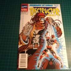 Cómics: DESTRUCTOR NOCTURNO. Nº 7. FORUM. (B-20). Lote 179097885