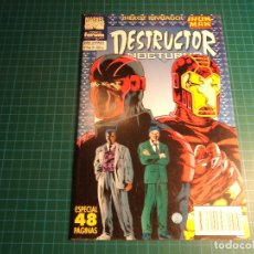 Cómics: DESTRUCTOR NOCTURNO. Nº 9. FORUM. (B-20). Lote 179098015