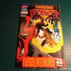 Cómics: DESTRUCTOR NOCTURNO. Nº 12. FORUM. (B-20). Lote 179098198