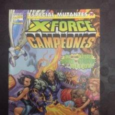 Cómics: ESPECIAL MUTANTES N.10 . X-FORCE Y CAMPEONES . ( 1998 ). Lote 179100132