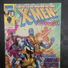 Cómics: X MEN : LIBERADORES N.1 . LUCHANDO POR LA LIBERTAD DE LOS MUTANTES . ( 1999 ). Lote 179100486