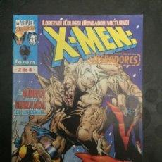 Cómics: X MEN : LIBERADORES N.2 . SE ALIMENTA DE LA FUERZA VITAL . ( 1999 ). Lote 179100790