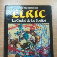 Cómics: ELRIC LA CIUDAD DE LOS SUEÑOS (NOVELAS GRAFICAS MARVEL ##3). Lote 179105351