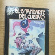Cómics: EL ESTANDARTE DEL CUERVO (NOVELAS GRAFICAS MARVEL ##8). Lote 179105593