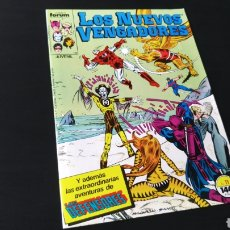 Cómics: DE KIOSCO LOS NUEVOS VENGADORES 11 FORUM. Lote 179135737