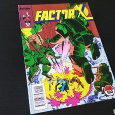 Cómics: CASI EXCELENTE ESTADO FACTOR X 19 FORUM. Lote 179141000
