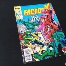 Cómics: EXCELENTE ESTADO FACTOR X 21 FORUM. Lote 179141390