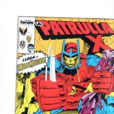 Cómics: PATRULLA X. COMICS FORUM. Nº 91.. Lote 179141687
