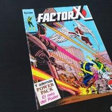 Cómics: DE KIOSCO FACTOR X 3 FORUM. Lote 179145480