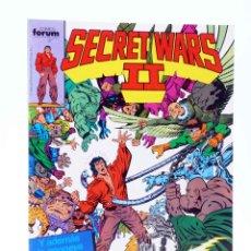 Cómics: SECRET WARS II 39. LAS GUERRAS SECRETAS CONTINÚAN… (JIM SHOOTER / AL MIGROM) FORUM, 1987. OFRT. Lote 194983661