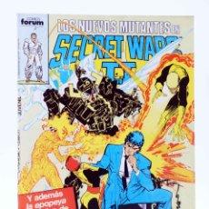 Cómics: SECRET WARS II 46. LOS NUEVOS MUTANTES (CLAREMONT / SIENKIEWICZ) FORUM, 1987. OFRT. Lote 194983662