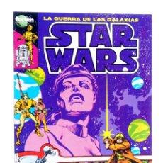 Cómics: STAR WARS. LA GUERRA DE LAS GALAXIAS 15. EL ÚLTIMO JEDI (GOODWIN / INFANTINO) FORUM, 1987. OFRT. Lote 289203543